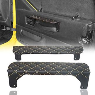 Hooke Road Jeep TJ Front Door Arm Rests Kit