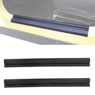 Hooke Road TJ Door Sill Entry Guards Scuff Plates