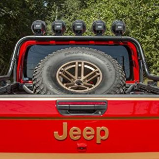 Rugged Ridge Jeep Gladiator Bed Mounted Spare Tire Carrier
