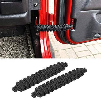 Savadicar Jeep Wrangler Door Limiting Straps